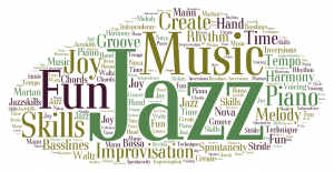 Music jazz improvisation